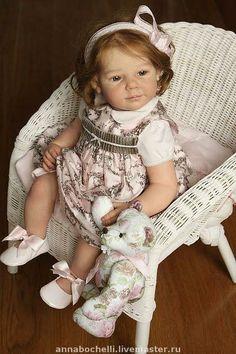 Doll-babies and reborn handmade. Reborn Toddler Girl, Toddler Dolls, Child Doll, Reborn Babies, Lifelike Dolls, Realistic Dolls, Newborn Baby Dolls, Baby Alive, Living Dolls