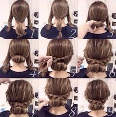 hair, hairstyle, and tutorial