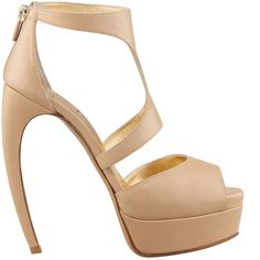 COLLECTION : Walter Steiger Spring 2013 Footwear Collection ~ Glowlicious