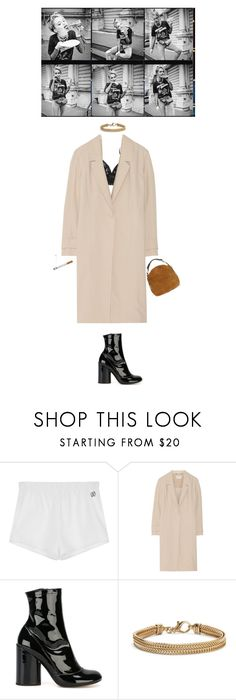 """""""Quick Trends #25 :  uhm are you wearing something under this coat ?"""" by pgrndjn on Polyvore featuring mode, Hanky Panky, Jason Wu, Marc Jacobs, Blue Nile et UGG"""