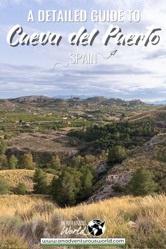 If you're looking at exploring Cueva del Puerto in the Region of Murcia, then this travel guide is packed full of advice and information on the caves! These caves are one of the best things to do in Murcia, Spain, so use this travel guide as inspiration if you're planning a trip here. #CuevaDelPuerto #Calasparra #Murcia #MurciaSpain #RegionOfMurcia #Spain #ThingsToDoInMurcia Portugal Travel, Spain Travel, Travel Europe, Travel Deals, Travel Guides, Travel Advice, Travel Tips, Holiday Destinations, Travel Destinations
