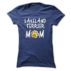 LAKELAND TERRIER mom I love my LAKELAND TERRIER - #sport shirts #long sleeve tee shirts. SATISFACTION GUARANTEED => https://www.sunfrog.com/Pets/LAKELAND-TERRIER-mom-I-love-my-LAKELAND-TERRIER.html?id=60505