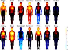 News: Finnish research team reveals how emotions are mapped in the body - Aalto University