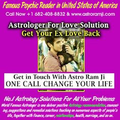 Internationally Renowned Astrologer In USA ~ Astro Ram Ji