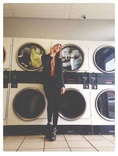 Laundromat stylin'    #solutionsolution #luxury #laundry #products #linenwash #orderonline #linen #limitededition #stayinbed #bed #cold #sheets