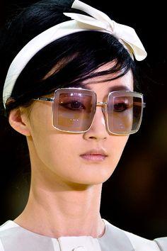 Tendencia Primavera 2013 accesorios gafas de sol lentes  - Louis Vuitton