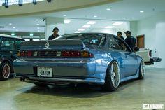 #Nissan #Silvia_S14 #200sx #240sx #Kouki #Zenki #Modified #JDM #Stance #Slammed