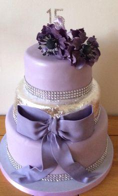 birthday cake 15 years old girl Yummy Cake Pinterest 15 years