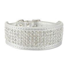 Dog Pet Collars Products 8 Colors 2inch Wide 5 Rows