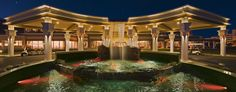 Hotel La Marquise Luxury Resort Complex in Griechenland Rhodes Hotel, Marquise, Night Light, Entrance, Greece, Lights, Mansions, Luxury, House Styles