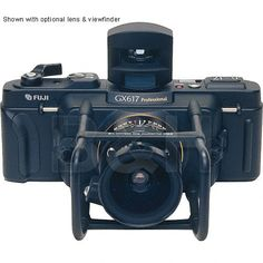 Fujifilm GX-617 Professional Medium Format Panorama Camera Body