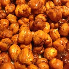 Crunchy Spiced Chickpeas - Allrecipes.com