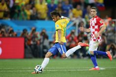 Neymar Jr. And Brazil