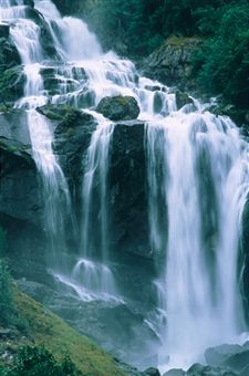 Waterfall #waterfalls, #nature, https://apps.facebook.com/yangutu