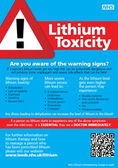 Lithium Carbonate is one of the most common meds in the NCLEX. Increase your…