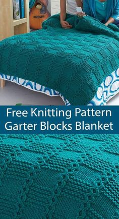 Knitting Basics, Loom Knitting, Knitting Stitches, Free Knitting, Baby Knitting, Baby Boy Knitting Patterns, Blanket Patterns, Knit Patterns, Changing Colors In Knitting