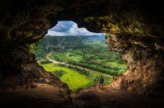 La Cueva Ventana (The Window Cave) in Puerto Rico
