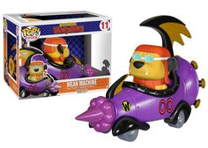 Pop! Rides: Wacky Racers - Mean Machine | Funko