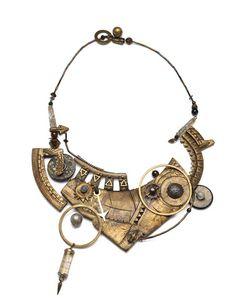 Necklace |  Tory Hughes.  http://toryhughes.com/