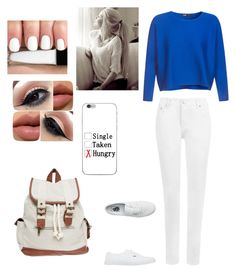 """""""Untitled #446"""" by chloe2234 ❤ liked on Polyvore featuring beauty, WearAll, Vans and Wet Seal"""