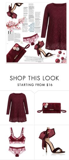 """Wine"" by nerma10 ❤ liked on Polyvore featuring Gianvito Rossi"