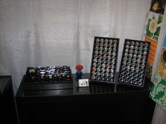 San Francisco Gift Show - Mini Mosaic Jewelry booth