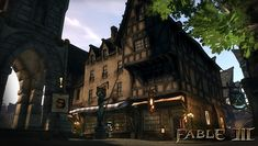 Bowerstone Market from 'fable.wikia.com'. 23/11/15