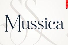 Mussica Family - Creative Fabrica