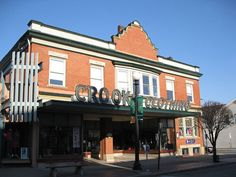 Crook's Clothing on Main Street in Clarion, Pa.