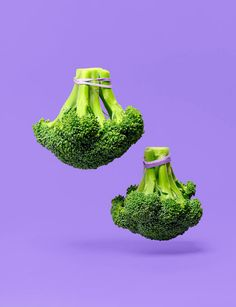 skip the chips. a bunch of broccoli can turn into the perfect snack!