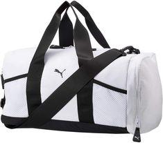 Nike Duffle Bag, Duffel Bags, Duffle Bag With Wheels, Badminton Bag, Bike Messenger Bags, Dance Gear, Puma Cat, School Bags For Kids, Barrel Bag