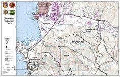 8 Best Soberanes Fire Big Sur images in 2016 | Fire, Big Sur, Map Map Of Big Sur Fire on