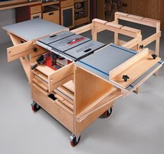 Amazing Woodsmith Plans To Make A Cheap Bench Top Saw Totally Versatile Pictures Gallery