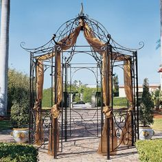 I pinned this Amelie Garden Gazebo from the Style Study: Moroccan Oasis event at Joss and Main!