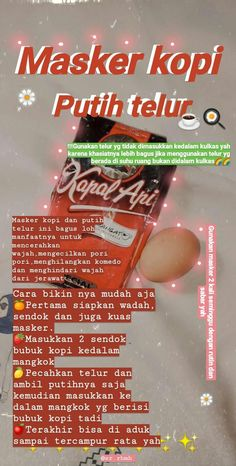 Masker wajah - Care - Skin care , beauty ideas and skin care tips Face Skin Care, Diy Skin Care, Skin Care Tips, Beauty Care, Beauty Skin, Skin Treatments, Skin Makeup, Body Care, Hair Care