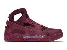 Officiel Nike Air Flight Huarache - Chaussure de Nike Basket-ball Pour Homme Rouge équipe/Rouge équipe 705005-666