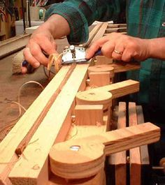 Bamboo Rodmaking Tips - Contraptions Area - Jigs, Other