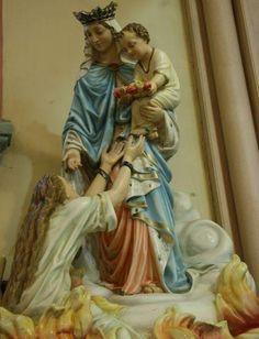 Nossa Senhora do Purgatorio - Igreja de Sta Brigida - Montreal.jpg