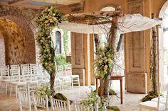 aisles and seating_jewish wedding