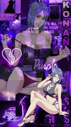 Anime Girl Hot, Pretty Anime Girl, Kawaii Anime Girl, Anime Art Girl, Wallpaper Naruto Shippuden, Naruto Shippuden Sasuke, Naruto Wallpaper, Naruto Girls, Naruto Art