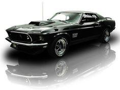 Ford Mustang Boss 429 V8 de 1969