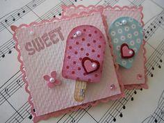 Ice Cream Pop Embellishments - bjl