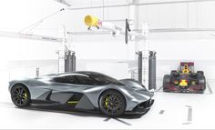 Aston Martin Valkyrie   Aston Martin and Red Bull Technologies changing the game