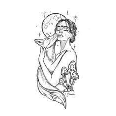 Obraz może zawierać: rysunek tattoo designs ideas männer männer ideen old school quotes sketches Tattoo Sketches, Tattoo Drawings, Body Art Tattoos, Drawing Sketches, Small Tattoos, Art Drawings, Woman Tattoos, Tattoo Hip, Band Tattoo