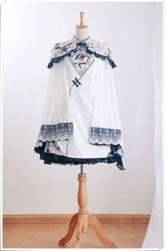 41 Ideas Clothes Vintage Outfits Sweets For 2019 Harajuku Fashion, Kawaii Fashion, Lolita Fashion, Cute Fashion, Fashion Fashion, Lolita Cosplay, Cosplay Dress, Kawaii Clothes, Lolita Dress