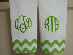 Great gift idea to make and monogram