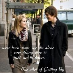 The art of getting by quote