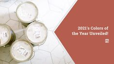Everything has its season, and for paint, winter is that time. Year after year, paint companies release their chosen Color(s) of the Year, which are meant to be reflectio Paint Companies, Paint Brands, Trending Paint Colors, Paint Colors For Home, Nc Real Estate, Selling Real Estate, Fun Fact Friday, San Diego Houses, Calming Colors