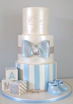 Pretty Parties - Custom Cakes CH-09 Christening / Communion / Confirmation Cake…