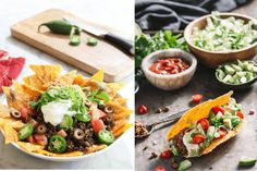 Keto Mexican Food: Easy Low Carb Mexican Recipes - Savvy Honey Keto Mexican food recipes that don't taste low carb! Your favorite ketogenic Mexican recipes - nachos, tacos, enchiladas & more! Low Carb Mexican Food, Mexican Food Dishes, Mexican Food Recipes, Ethnic Recipes, Healthy Eating Recipes, Spicy Recipes, Healthy Foods To Eat, Low Carb Recipes, Oven Recipes